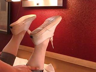 Keds fetish fantasies - Lori keds sex shoeplay preview