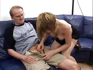Fucked old pussy well - Sb3 stepdaughter gets well fucked by stepdad and friends