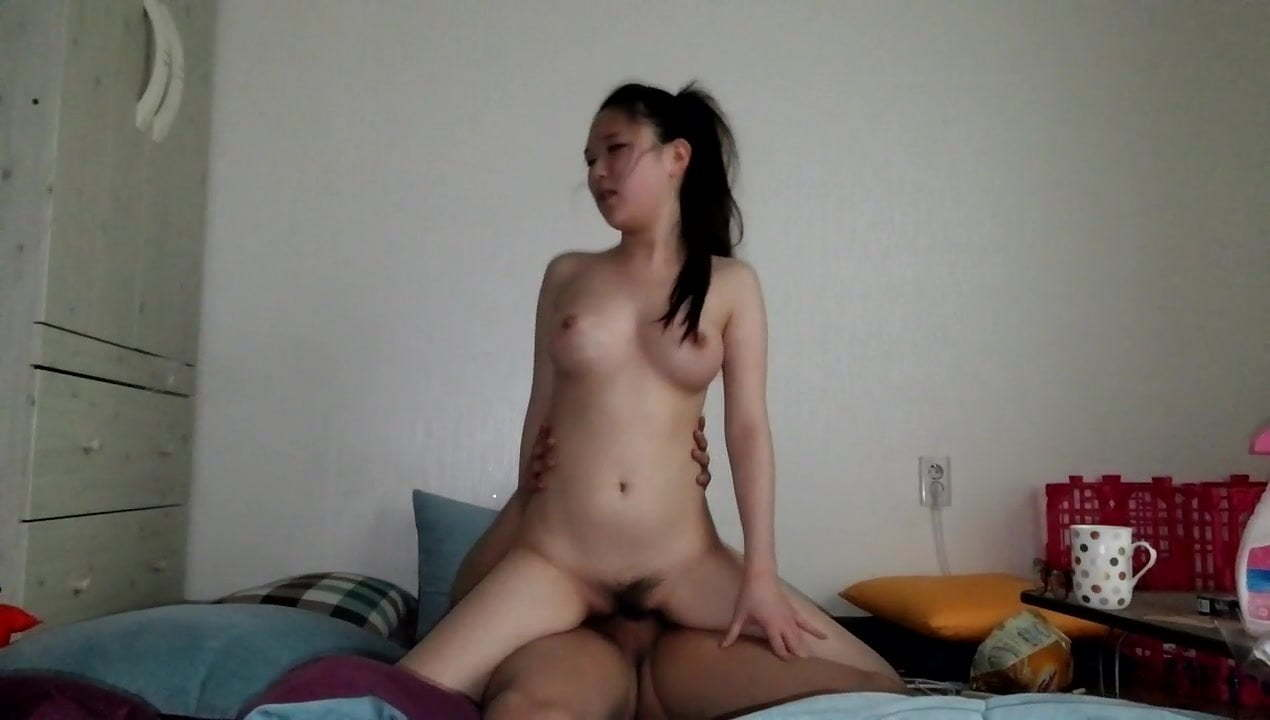 Busty Young Asian Amateur