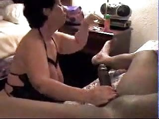 Worlds nastiest blowjob - Peg is the worlds best cocksucker