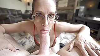 Massage From My Girlfriends Hot Mom Part 4 Christina Sapphir