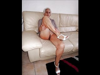 Gray haired ladies nude The gray hair goddess