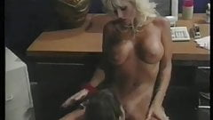 Big boobs vs. small boobs (Farrah vs. Stephanie Swift)