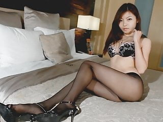 Non asian Olivia - korean model - non porn