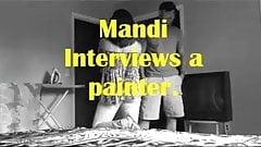 milf interview a painter