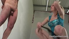 Whipping your useless cock is such a turn on for me