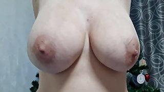 Big Milky Tits Compilation