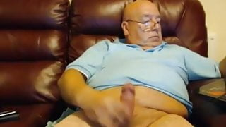 Grandpas and Older Men Playing With Their Cock 2