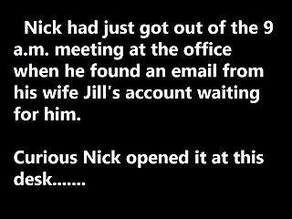 Jill taylor naked Jills new bull