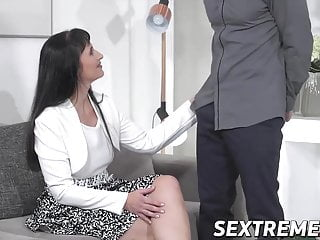 Sexy striper seduces man clip Mesmerizing milf seduces man with excellent cock riding