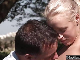 Top ten gifts for teen - Blond ten dolly fuck outdoors