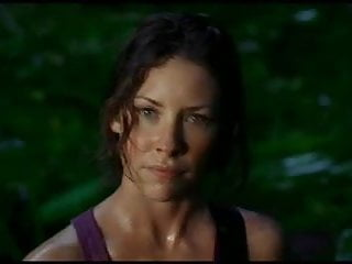 Evangeline lilly nude sex scene Evangeline lilly - jack-off video