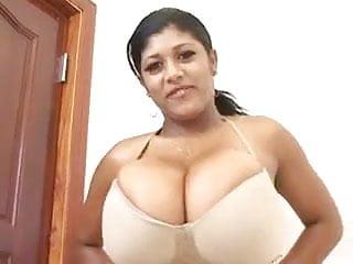 Yesica latina boobs - Very big boobs tits busty brunette latin
