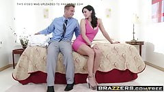Brazzers - Dirty Masseur - Stress Relief scene starring Kend