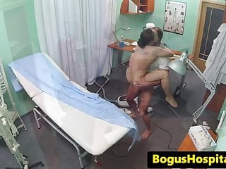 Female fucking nurse patient punishing strap woman - Stunning nurse fucks patient with doctor