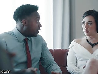 Recovering from sex addict husband Darkx - wife takes bbc dp from sex therapist husband