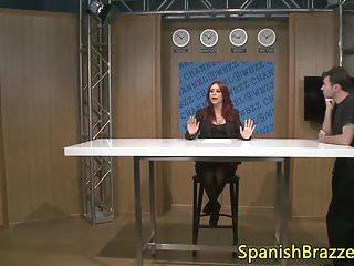 Video xxx zorritas - Sesion anal publica para zorrita tetona