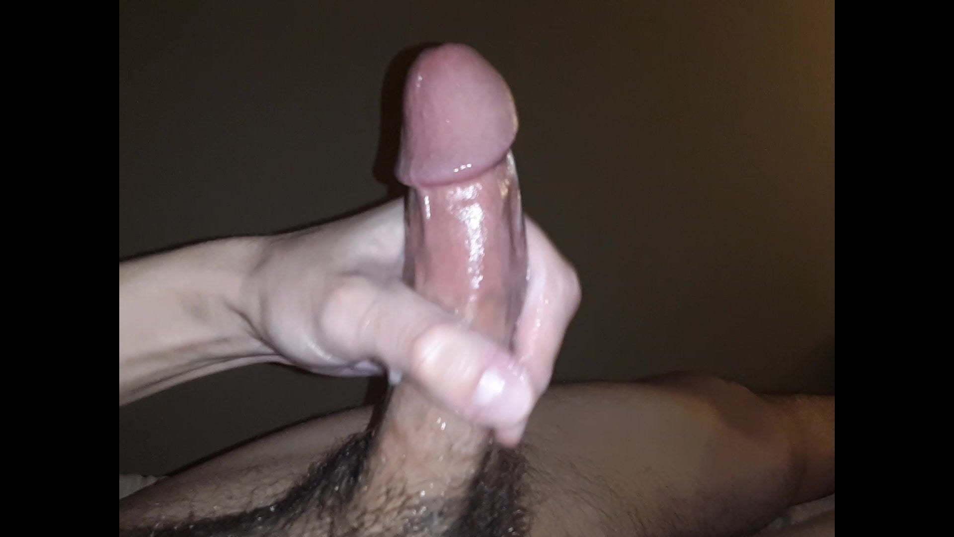 Ebony Fucks Huge White Cock