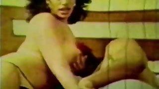 Vanessa Del Rio with a Monster Cock (1960s Vintage)