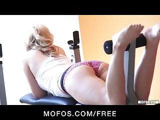 Rose bennett porn Stunning young blond babe molly bennett fucks roommate