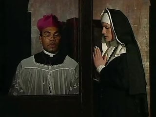 Nuns fucking retro porn tube Cum eating nun