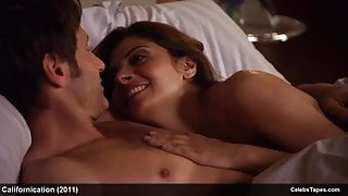 Celebrity Callie Thorne Topless And Erotic Movie Scenes