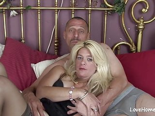Homemade porn video exchange Exchanging oral and getting rammed in the bedroom