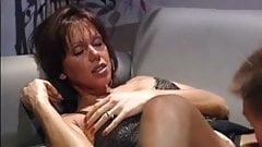 British MILF Nici in more lesbian and fucking scenes