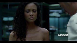 Thandie Newton in Westworld - s01e06