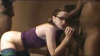 Hotwife Fucking BBCs DP Etc. Makes Video For Husband