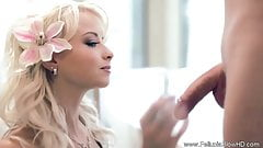 Beautifu lFlower Blowjob Blonde