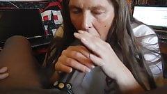 Amateur wife creampie double penetration