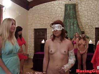 Lesbians scissoring free porn Pussyrubbing lesbians scissoring at hazing