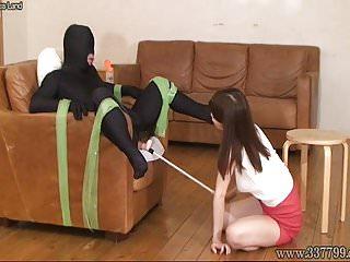Femdom men strapon anal Yuu shinoda strapon anal dildo and handjob
