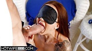 Shared Married Tiny Tit BDSM Kendra Cole Deepthroat