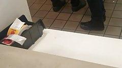 Hot asses at McDonald's
