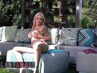 Sexy bodacious gallery - Elegant anal - nina elle lucas frost - ninas bodacious booty