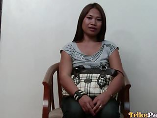 Jack pearl asian pick up couch - Filipina gets picked up and fucked by tourists