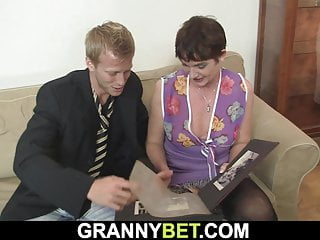 Free black pussy mature Hairy pussy mature woman in black stockings rides his meat