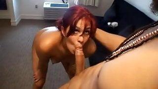 Nice Latin Redhead Cloe