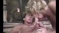 Blondi Bee fucks Peter North