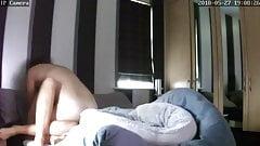 Voyeur Lesbian ip cam 5 bad quality