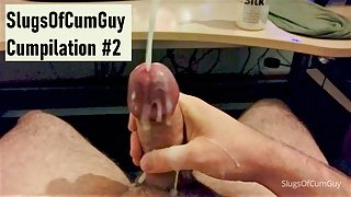 SlugsOfCumGuy - Cumshot Compilation #2