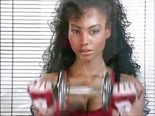 Retro ebony pornstars Thats the way - vintage ebony fitness beauty