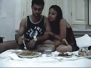 Sexy honeymoons Indian honeymoon couple