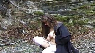 Andrea Dalton - Public Mastrubation