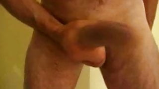Massive uncut dick