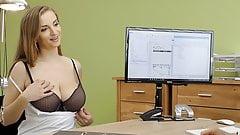 LOAN4K. Suzie got big boobs and big trouble