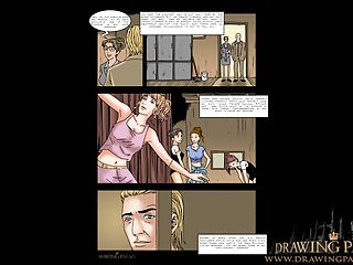 Sex comics with devils - Petite ballerina bondage slave girl bdsm sex comic book