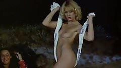 sexy bea groovy 70s beach party disco music striptease
